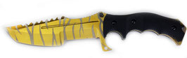 CS GO Tiger Tooth Huntsman Messer Jagdmesser