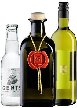 Wein-Gin-Paket