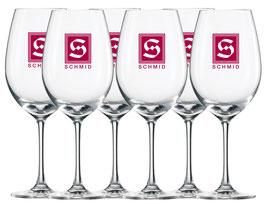 SCHMID-Weingläser