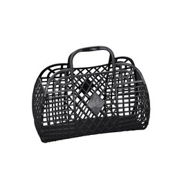 RETRO BASKET - Small Black