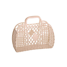 RETRO BASKET - (SOLD OUT) Small Latte