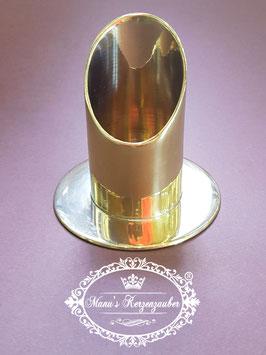 Kerzenständer KST 133 gold glänzend