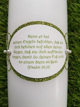 Spruch Ornament gedruckt nach Wahl