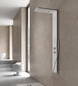 Pannello doccia Londra Cm.55x23