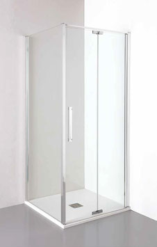 Box doccia GL6 | pieghevole Cm.100x80