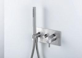 Mix doccia-vasca filomuro Diametro35