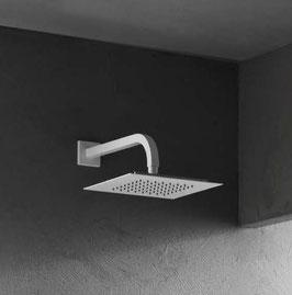 Soffione doccia Techno Cm.25