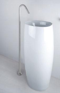 Bocca lavabo a pavimento Diametro35