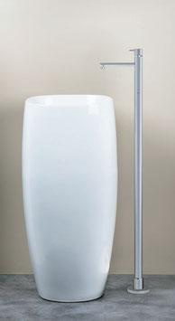 Mix lavabo a pavimento Diametro35