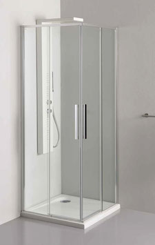 Box doccia GL6 |  2 lati Cm.120x80