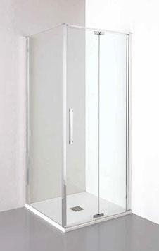 Box doccia GL6 | pieghevole Cm.80x80