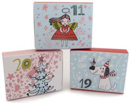 """Adventskalender Weihnachtskalender """"Doodle Magic"""""""