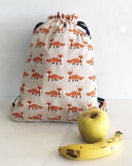Bolsa mochila Foxes