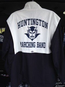 Marching Band Wind Breaker