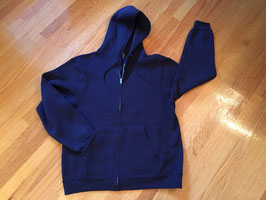 Marching Band Hooded Zip up Sweat Shirt