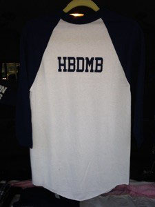 HBDMB 3/4 Sleeve Jersey