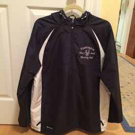 Marching Band Wind Breaker with Hood