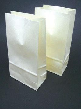 ● 和紙クリーム角底袋 ●