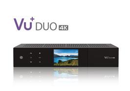 VU+® Duo 4K DVB-S2X FBC Twin Tuner PVR ready Linux Receiver UHD 2160p