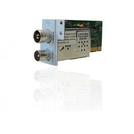 DVB-C/T2 Twin Tuner