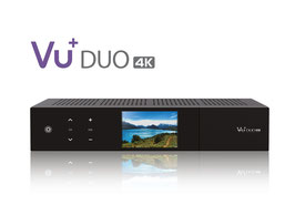 VU+® Duo 4K Kabel/Combo FBC Tuner PVR ready Linux Receiver UHD 2160p