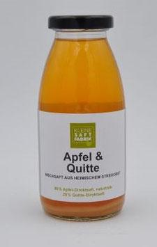 Bioland Apfel- & Quittensaft