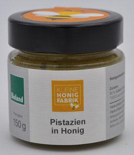 Bioland Pistazien in Honig