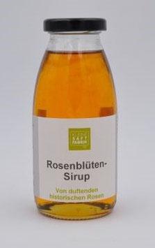 Rosenblüten-Sirup
