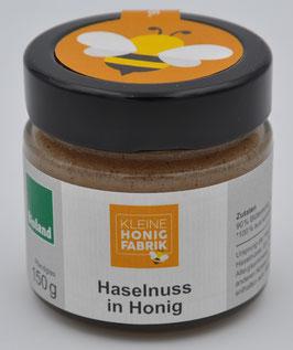 Bioland Haselnuss in Honig