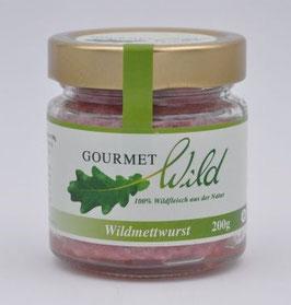 Wildmettwurst