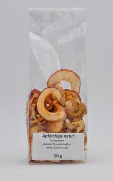 Apfelchips natur