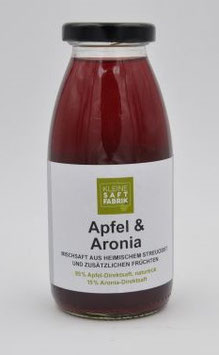 Bioland Apfel- & Aroniasaft