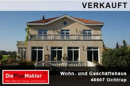PLZ 48607 - Obj-Nr. 708 - Wohn- und Geschäftshaus in Ochtrup