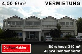PLZ 48324 - Obj-Nr. 535 - Gewerbeobjekt mieten in Sendenhorst