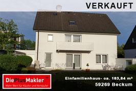 PLZ 59269 - Obj-Nr. 920 - Einfamilienhaus in Beckum