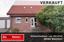 PLZ 48565 - Obj-Nr. 893 - Einfamilienhaus  in Steinfurt