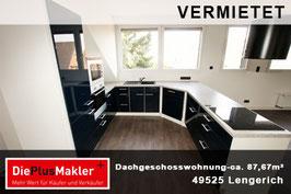 PLZ 49525 - Obj-Nr. 764 - Wohnung mieten in Lengerich