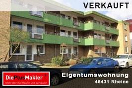 PLZ 48431 - OBJ-NR. 717 - Eigentumswohnung in  Rheine