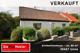 PLZ 59427 - Obj-Nr. 789 - Einfamilienhaus in Unna