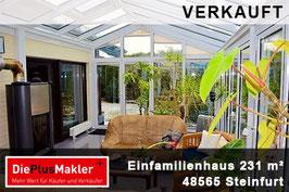 VERKAUFT - 446 - 48565 - Haus kaufen in Steinfurt