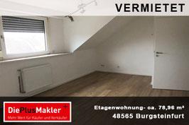 PLZ 48565 - Obj-Nr. 919 - Wohnung mieten in Steinfurt