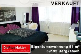 PLZ 59192 - OBJ-NR. 579 - Wohnungsverkauf in Bergkamen