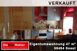 PLZ 59494 - OBJ-NR. 548 - Wohnungsverkauf in Soest