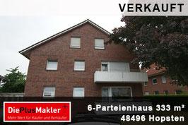 PLZ 48496 - OBJ.NR. 688 - Haus kaufen in Hopsten