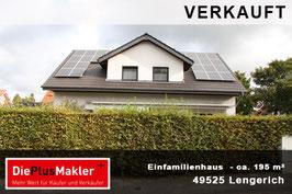 PLZ 49525 - Obj-Nr. 859 - Einfamilienhaus in Lengerich
