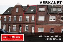 PLZ 49429 - Obj-Nr. 914 - WG-Haus in Rheine