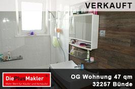 PLZ 32257 - OBJ-NR. 679 - Eigentumswohnung in Bünde
