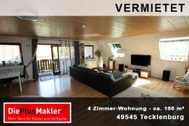 PLZ 49545 - Obj-Nr. 758 - Wohnung mieten in Tecklenburg