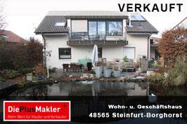 PLZ 48565 - Obj-Nr. 913 - Wohn- und Geschäftshaus in Steinfurt-Borghorst