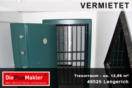 PLZ 49525 - Obj-Nr. 888 - Tresorraum mieten in Lengerich